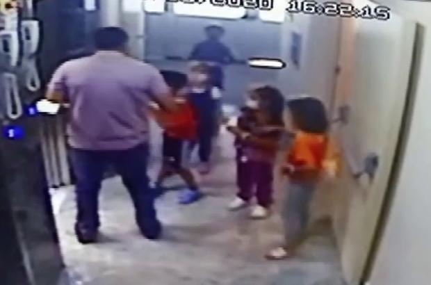 Apartman görevlisi darp etti, baba şikayetçi oldu Sivas'ta apartman görevlisin asansöre tükürdüğü iddiası ile küçük çocuğu tokatladığı anlar güvenlik kamerasına yansıdı. Baba, karakola giderek apartman görevlisinden şikayetçi oldu