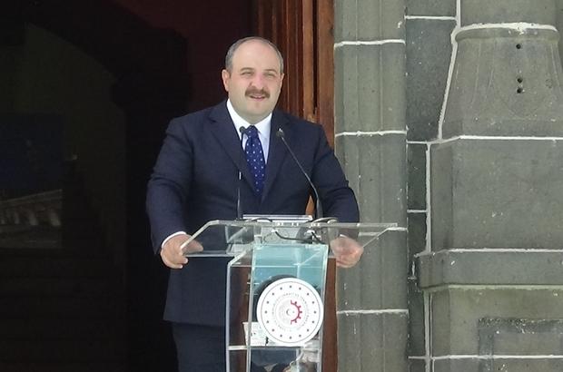 """Bakan Varank, Diyarbakır'da Sanayi Mektebinin açılışını yaptı Sanayi ve Teknoloji Bakanı Mustafa Varank: """"6-7 Ekim olaylarının sorumlularını unutacağımızı sanıyorlarsa büyük yanılgı içindeler"""" """"Türkiye'yi terör iklimiyle dize getirme planlarının ilk aşaması olan 6-7 Ekim olaylarını, bu ihaneti biz asla unutmayız"""""""