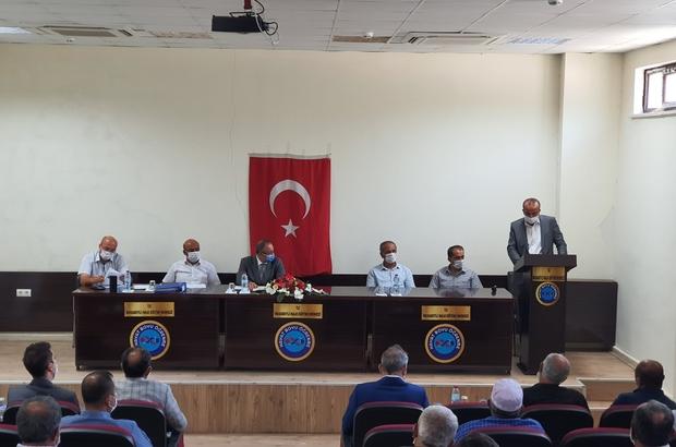 Üzüm üreticileri Birliği Başkanı Şıh Mehmet Yalçın oldu