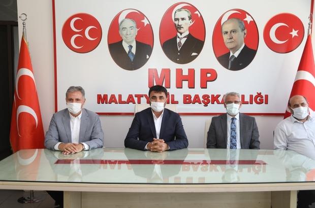 Cumhur ittifakının önemine vurgu AK Partililerden MHP'ye ziyaret