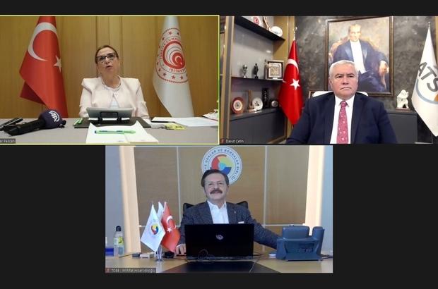 ATSO Devlet Destekleri Zirvesi'ne büyük ilgi Ticaret Bakanı Ruhsar Pekcan'ında katıldığı zirvede, gündem Antalya oldu