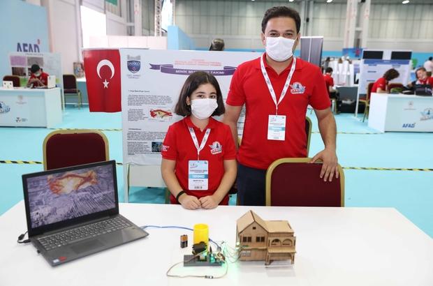 Teknofest 2020 Sanko Okulları öğrencileri 11 proje ile yarışıyor
