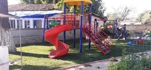 3 yılda tüm köylere çocuk parkı ve çeşme