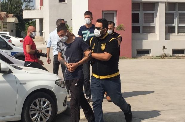 Adana'da 1'i çocuk 3 kişi 4 ruhsatsız silahla yakalandı Zanlılar, adli kontrol tedbiriyle tutuksuz yargılanmak üzere serbest bırakıldı