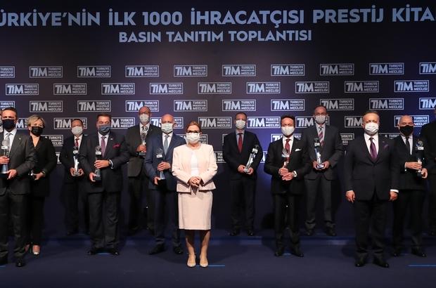 İhracat şampiyonlarının 160'ı Egeli İlk bin ihracatçı listesinde İzmir 83 firma ile ikinci sırada yer aldı