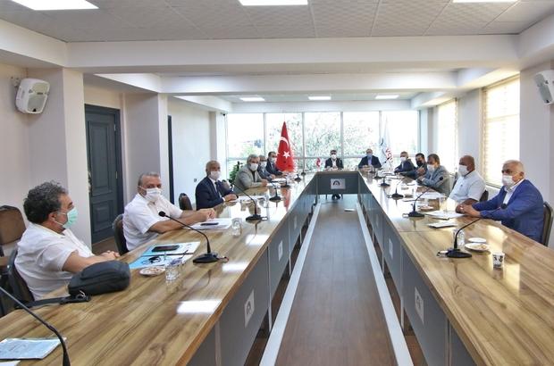 Ekonomi Konseyi kentin sorunlarını masaya yatırdı
