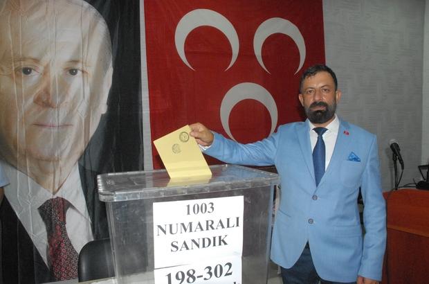 MHP Tuşba 3. olağan kongresi yapıldı