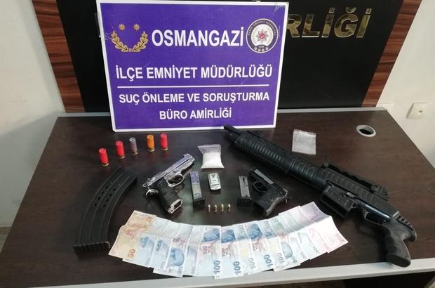Polis ekipleri uyuşturucu tacirlerine göz açtırmıyor 1 haftada 23 kişi yakalandı