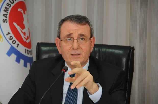 Samsunlu firmaların ihracat başarısı TSO Başkanı Murzioğlu, Samsun'un ihracattaki gururlarını kutladı