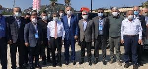 AK Parti Giresun Merkez İlçe Başkanı Mehmet Başer yeniden başkanlığa seçildi