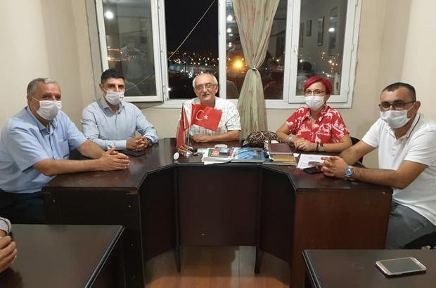 Salihli MHP görev dağılımı yaptı
