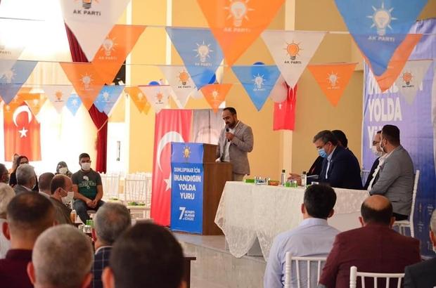 Dumlupınar'da Ali Bursa güven tazeledi