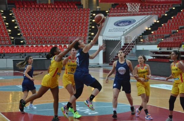 Erciyes Cup tamamlandı Fenerbahçe 3'te 3 yaptı