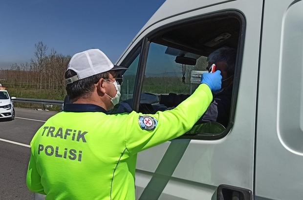 Kocaeli'de karantina ihlali yapan 18 kişi yurtlara yerleştirildi Korona virüs önlemlerine uymayan 295 kişiye 295 bin 500 TL ceza kesildi