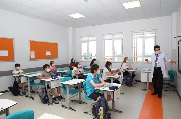 BİLNET Kocaeli'de öğrencilere yüz yüze telafi kursu