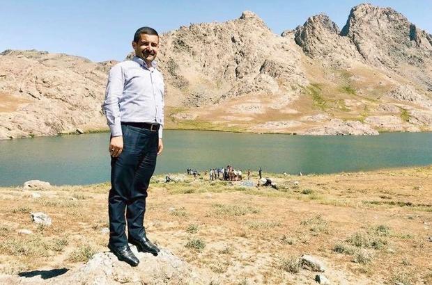 Kanaat önderi Fırat'tan Cumhurbaşkanı Erdoğan'a 'milli park' teşekkürü