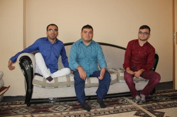 3 DMD hastası kardeşin Erzurumspor aşkı Kurdukları internet sitesinden seslerini duyuruyorlar BB Erzurumspor için yaptıkları beste beğeni topluyor