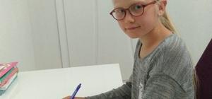 9 yaşındaki Zümra, Cumhurbaşkanı Yardımcısı Oktay sayesinde internete kavuştu
