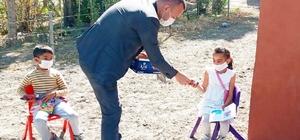 Ağrı Milli Eğitim Müdürü Tekin'den köy okullarına ziyaret