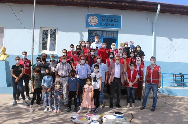 Osmangazi Kızılay'dan eğitim desteği