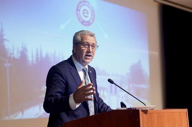 Rektör Budak, uluslararasılaşma çalışmalarını anlattı Ege Üniversitesi, uluslararası alanda yükselişini sürdürüyor