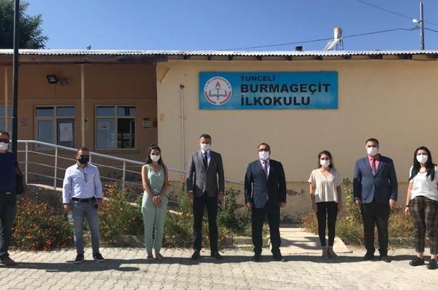 Akademisyenler, Tunceli'de EBA faaliyetlerini inceledi