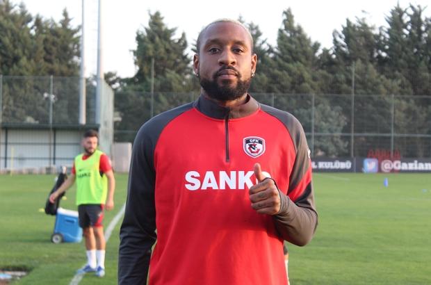 """Gaziantep FK Trabzonspor maçı hazırlıklarına devam ediyor Kana Bıyık: """"Yüreğimizle savaşarak, puanları toplayacağız"""" """"Çok zor bir sezon bizi bekliyor"""""""