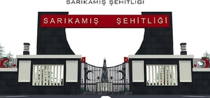 """Milletvekilleri Arslan ve Kılıç'tan müjde """"Yukarı Sarıkamış Şehitliği'nin yenileme projesi için 1 Milyon lira ödenek"""""""