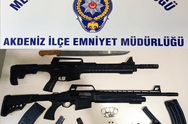 Mersin'de çeşitli suçlardan aranan 58 şüpheli yakalandı