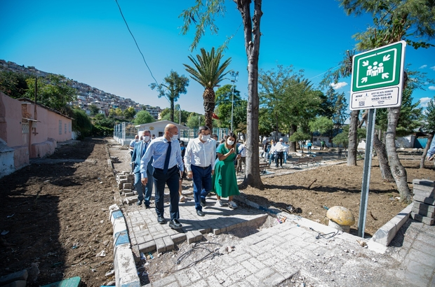 """Başkan Soyer Acil Çözüm projesini Konak'ta başlattı Başkan Soyer: """"Yaralara merhem olacağız"""""""