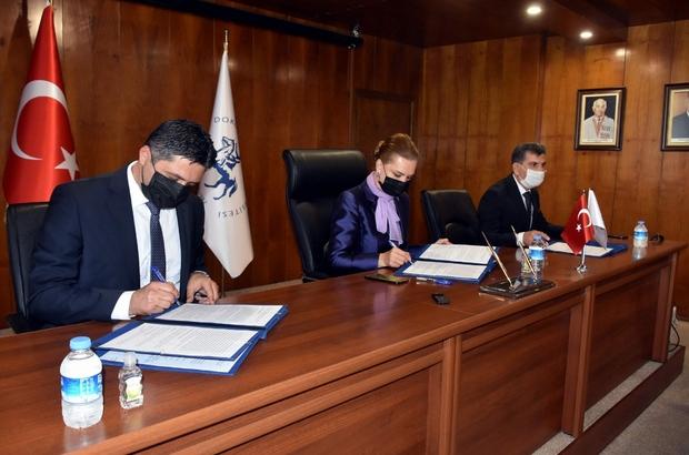 Aliağa Meslek Hastalıkları Hastanesi için protokol imzalandı Hastanenin 2022 yılının ilk yarısında hizmete açılması planlanıyor