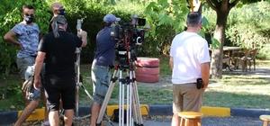 Akşehir'de sinema filmi çekimleri başladı