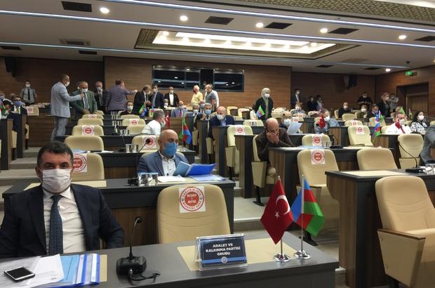 Ortahisar Belediye Meclisi'ndeki partilerden Ermenistan'a ortak kınama