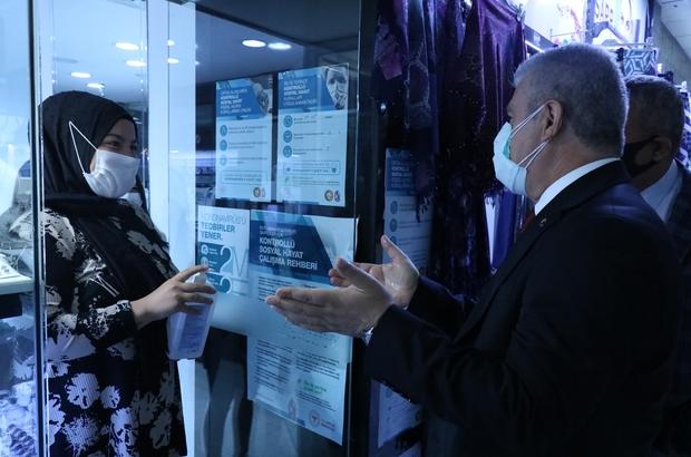 Kırşehir'de pandemi kurallarını ihlal eden kişi sayısı düşüş gösteriyor