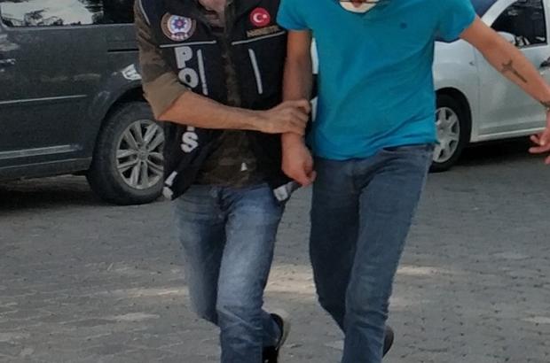 Samsun'da esrarla yakalanan 2 kişi tutuklandı