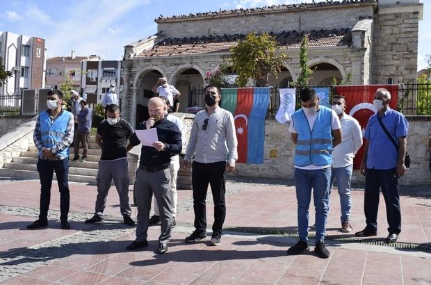 TÜGVA Aliağa'dan Ermenistan'a sert tepki