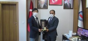 Japon diplomattan Laçin'de inceleme