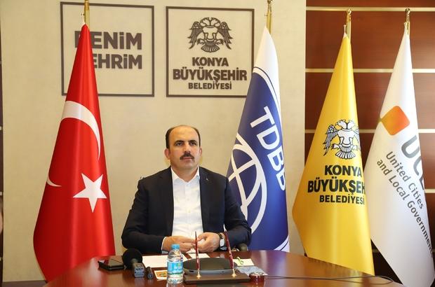 """TDBB Başkanı Altay: """"Azerbaycan'ın her daim yanındayız"""""""