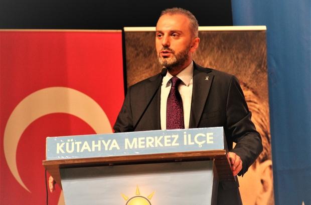 """AK Parti Genel Başkan Yardımcısı Erkan Kandemir: """"Hep beraber çok güzel yarınlar inşa edeceğiz"""""""