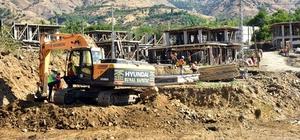Depremzedelere köy konutları hızla yükseliyor