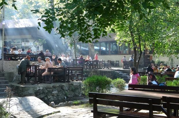 Kozan Dağılcak Tabiat Parkı doğa tutkunlarıyla doldu