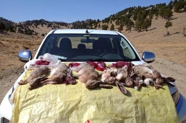 Görevlilere ateş edip kaçan kaçak avcılara 23 bin TL ceza