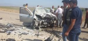 Adana'da iki otomobil kafa kafaya çarpıştı: 3 ölü
