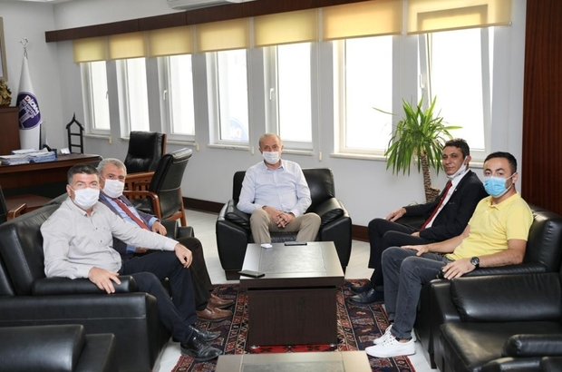 Tüm Yerel Sen'den Başkan Atabay'a destek