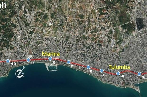 Mersin Metro ihalesi yapıldı Mersin Büyükşehir Belediyesi, daha önce itiraz üzerine KİK tarafından iptal edilen ve Mersin'in en büyük projelerinden biri olan metro ihalesini bugün gerçekleştirdi Metro ihalesine yerli, yabancı ve yabancı ortaklı 13 firma katıldı