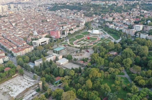 Bursa'da Yeni Atatürk Spor Salonu yarışmayla belirlenecek