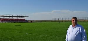 Beylikova yenilenmiş modern sentetik çim sahasına kavuşuyor