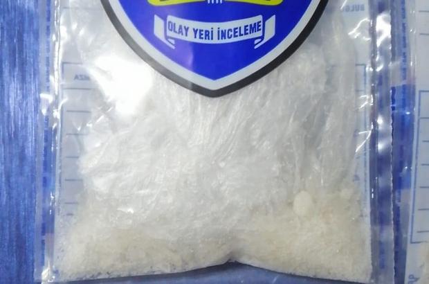 Uyuşturucu madde ticaretinden 1 kişi tutuklandı