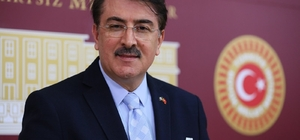 TBMM'de Olur ve Karaçoban konuşuldu Aydemir: 'Erzurum yüksek değerler adresi' Aydemir Karaçoban ve Olur'u gündeme taşıdı