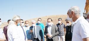 Çermik'te yeni devlet hastanesinin yapımına başlandı